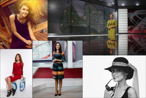 И о погоде: Кто они, красавицы с латвийских телеканалов, ведущие