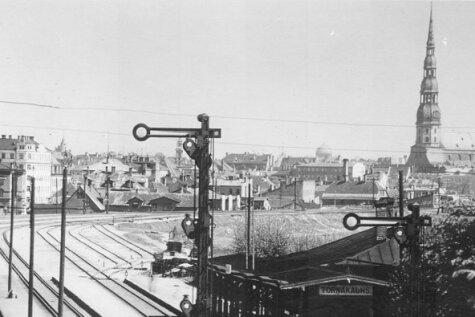 Dzelzceļa vēsturei pa pēdām. Dāma ar vesti jeb Rozīņu kontrabanda