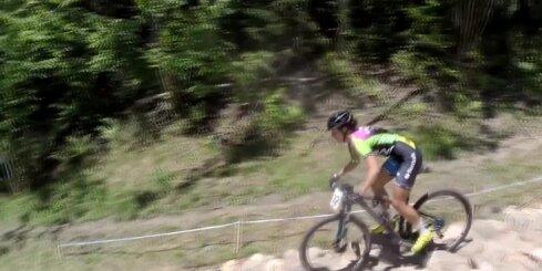UCI MTB Olimpiskais kross Siguldā
