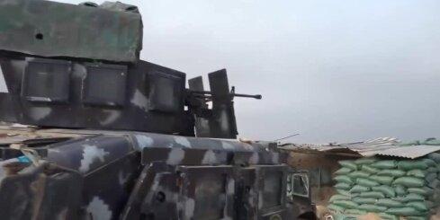 Irākas spēki uzsāk Mosulas rietumu ieņemšanu