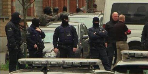 Beļģijas policija veic reidus Briseles 'džihādistu rajonā'
