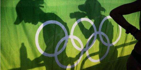 Pēc draudiem par ēkā ievietotu bumbu, evakuēta Tokijas olimpisko spēļu mārketinga aģentūra