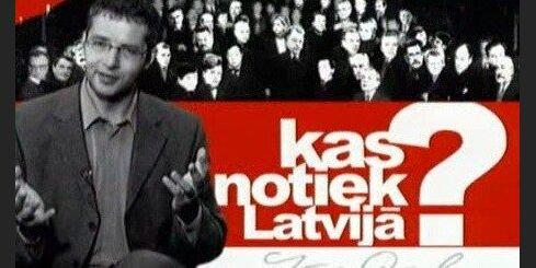 Kas notiek Latvijā? [21.01.2009]