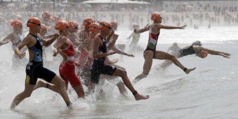 Riodežaneiro vasaras olimpisko spēļu rezultāti triatlonā sievietēm (20.08.2016)