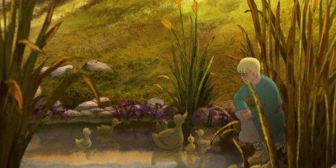 Animācijas filmas 'Zelta Zirgs' treileris
