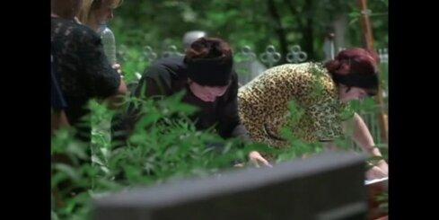 Slovjanskā atrasts civiliedzīvotāju masu kaps