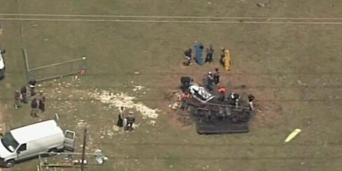 Gaisa balona avārijā Teksasā bojā iet 16 cilvēki