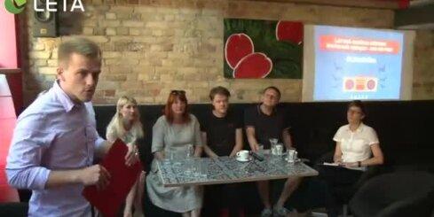 Diskutē par Latvijā radītas mūzikas īpatsvaru medijos