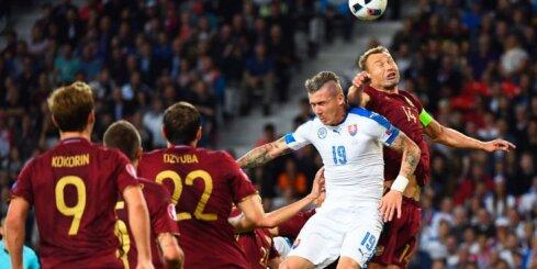 Krievijā petīcija par futbola izlases atlaišanu savākusi gandrīz miljonu parakstu