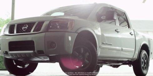 'Nissan' radījis amerikāņu sapņu pikapu