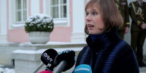 Президент Эстонии о Латвии: это история успеха, аналог которой за последние 25 лет трудно найти
