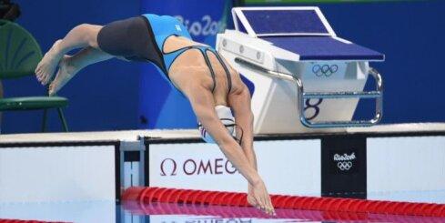 Латвийская спортсменка за рекорд в Рио получит 25 евро; вместо тренера на игры поехал спортивный чиновник