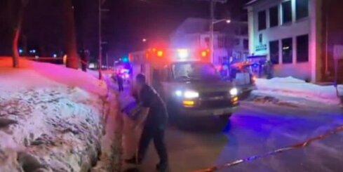 Apšaudē Kanādas mošejā nogalināti vismaz pieci cilvēki