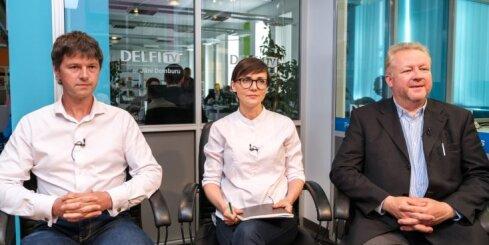 'Delfi TV ar Jāni Domburu': Latviešu partijas mobilizē krievus balsot pret tām
