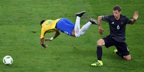 Riodežaneiro vasaras olimpisko spēļu vīriešu futbola turnīra finālmaču rezultāti (20.08.2016.)