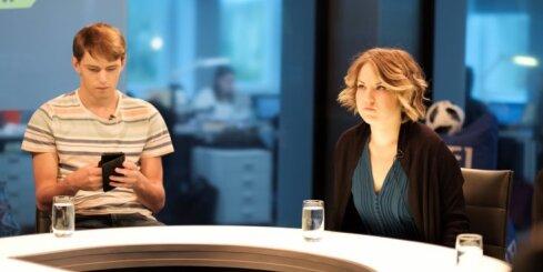 'Ceļš uz Lužņikiem': 'Delfi TV' studijā viesojas dziedātāja Kristīne Prauliņa