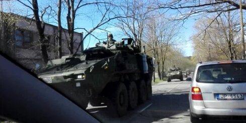 NATO tehnika Jaunciemā