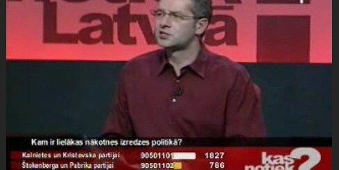 Vārdi un darbi: Kalniete startēs Eiroparlamenta vēlēšanās