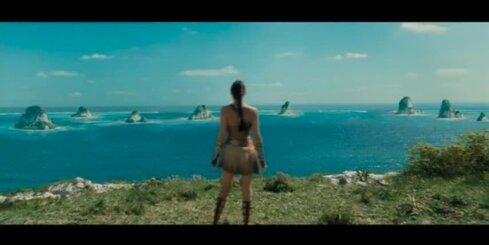 Filmas 'Wonder woman' treileris