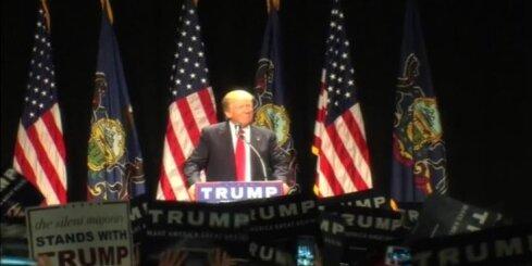 Риекстиньш: Трампа нужно судить по делам, а не по предвыборной кампании