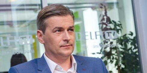 'Delfi TV ar Jāni Domburu': Bondars par lielo pilsētu ietekmi un ekonomikas veicināšanu