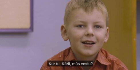 Dokumentālās filmas 'Turpinājums' varoņi: Kārlis no Kusas
