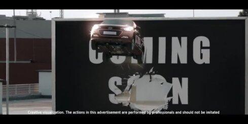 'Hyundai' atklājis jaunā 'i20' veidolu