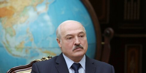 SOK aizvien neatzīst Lukašenko dēlu olimpiskās komitejas vadītāja amatā un patur spēkā sankcijas