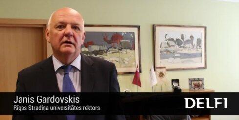 Latvijas augstskolu rektori: Nevarētu teikt, ka vidusskolu absolventi tagad ir dumjāki