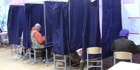 Sākušās 12. Saeimas vēlēšanas