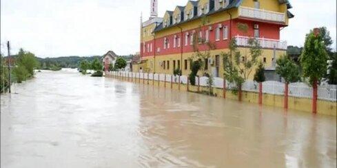 Balkānos sākušies 'gadsimta plūdi'