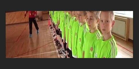 'Sporto visa klase' projektā iesaistās Gulbene