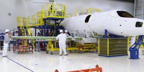'Honda' reaktīvās lidmašīnas pirmais lidojums