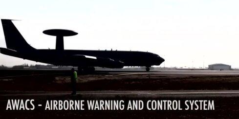 AWACS lidmašīna