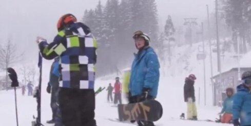 Latvijas slēpošanas trases gatavojas ziemas sezonai
