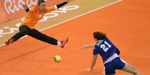 Riodežaneiro vasaras olimpisko spēļu sieviešu handbola turnīra finālmaču rezultāti (20.08.2016.)