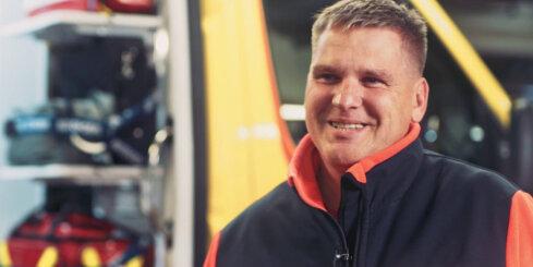 Autovadītāji, kas palīdz glābt dzīvības jeb 'ātrās palīdzības' šoferu ikdiena
