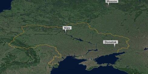 MH17 notriekts no prokremlisko kaujinieku teritorijas ar Krievijas 'Buk'