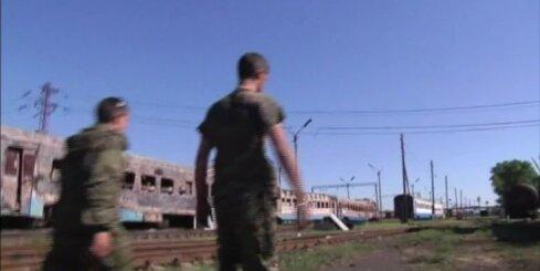 Krievijas karavīri ir Doņeckā un citās pilsētās, ziņo Ukrainas aizsardzības ministrs