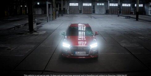 Jaunās paaudzes 'Audi Q5' apvidnieks