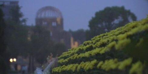 Japānā atzīmē Hirosimas bombardēšanas 69. gadadienu