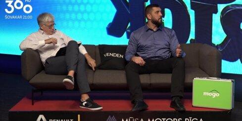 'Hattrick' vadītāji apspriež sportistu piedalīšanos Saeimas vēlēšanās