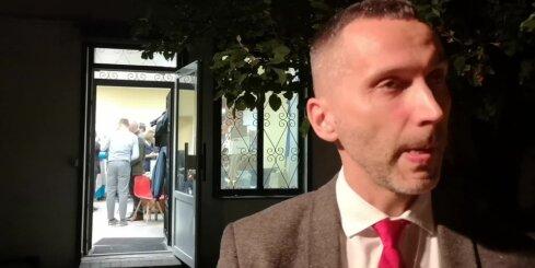 Roberts Putnis komentē provizoriskos savas partijas vēlēšanu rezultātus