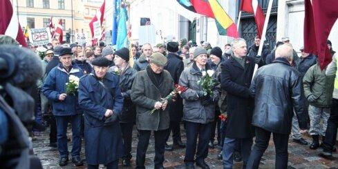 16.marts Rīgā. Spilgtākie videomirkļi