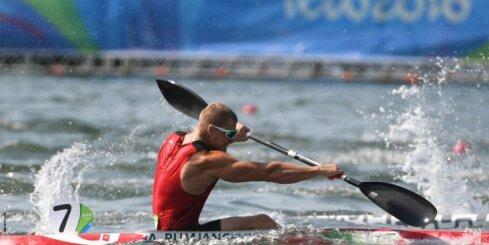 Riodežaneiro vasaras olimpisko spēļu rezultāti airēšanā (20.08.2016)