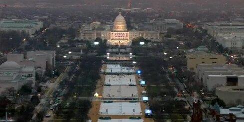 Vašingtona gatavojas Trampa inaugurācijai