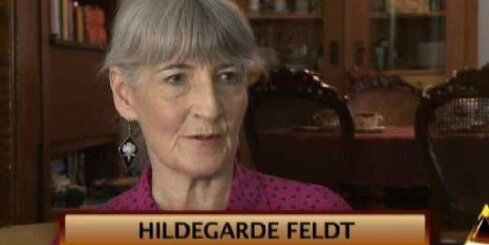 Armitsteda dumpīgā mantiniece Hildegarde