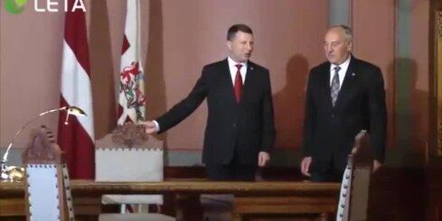 Eksprezidents Bērziņš kandidēs Rīgas domes vēlēšanās