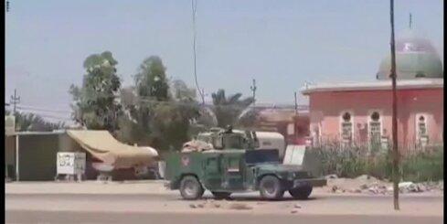 Irākas armija pamet Ramādī