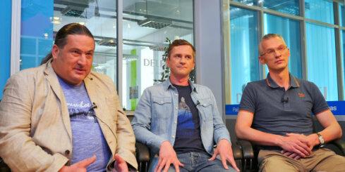 'Delfi TV ar Jāni Domburu': diskutē par Artusa Kaimiņa sacīto